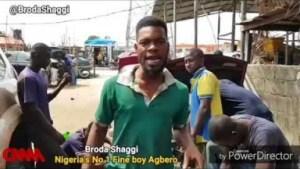 Video: Broda Shaggy - Am A Bad Samaritan (Comedy Skit)
